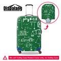 Dispalang физики баланса дизайн путешествия камера охватывает упругие пылезащитный чемодан защитная крышка путешествия аксессуары оптом