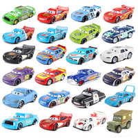 Hot Sale Cars Disney Pixar Cars 3 Lightning McQueen Jackson Storm Smokey Diecast Metal Car Model Birthday Gift Toy For Kid