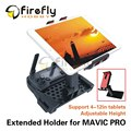Graus Rotatable Titular Suporte suporte suporte Estendido 4-12in MAVIC PRO Controle Remoto Telefone Tablet para DJI