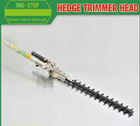 Brush Cutter Spare Parts Replacement Pole Hedge Trimmer Head For Multi Brush Cutter 7teeth Or 9teeth