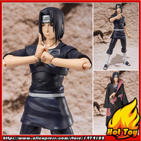 100 Original BANDAI Tamashii Nations S H Figuarts SHF Exclusive Action Figure Uchiha ITACHI From NARUTO