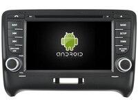 DLA AUDI TT 2006-2014 Android 7.1 Samochodowy odtwarzacz DVD gps audio multimedia auto stereo wsparcia DVR WIFI DAB OBD