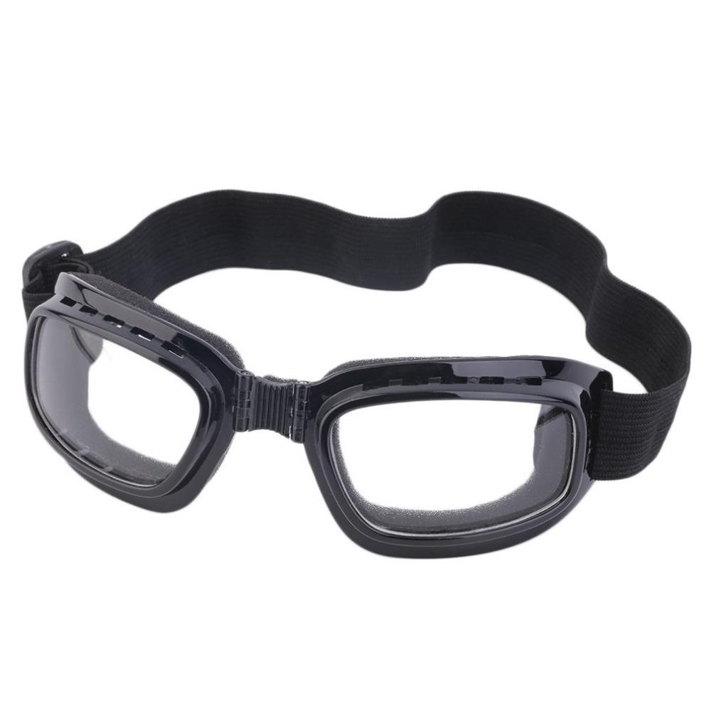 Workplace Safety Supplies Security & Protection Unisex Safety Goggles Foldable Colorful Anti Glare Polarized Windproof Goggles Anti Fog Sun Protective Adjustable Strap Glasses