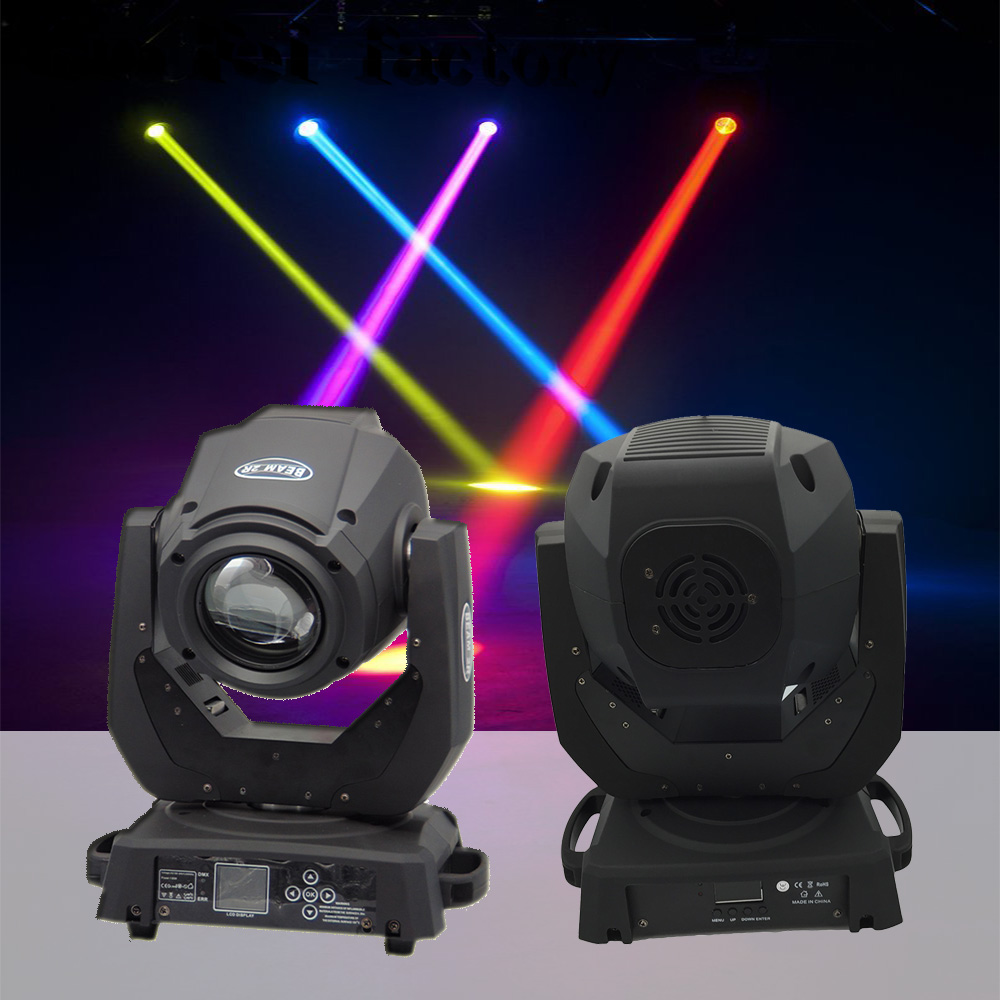 Beam 2r 120w Moving Head Light withBeam 230 Moving Head Professional Stage Equipment 2pcs lot 120w moving head beam light beam 2r sharpy dmx512 stage light 2r osram lamp moving head light