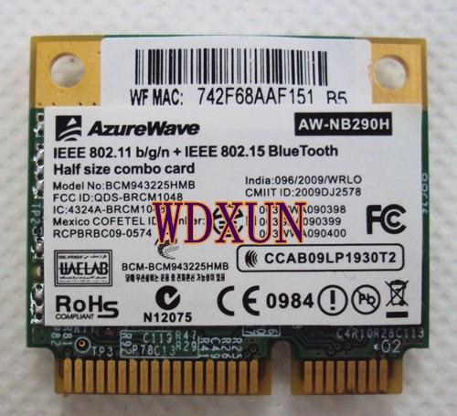 BROADCOM BCM43225 DRIVERS FOR WINDOWS VISTA