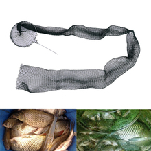 JETTING Fishing Tackle Portable Fish Cage Small Quick-drying Folded Fishing Nets Tackle