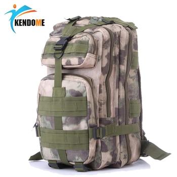 Mochila táctica de nailon Militar Molle 3P Mochila Táctica Militar para acampar y senderismo al aire libre