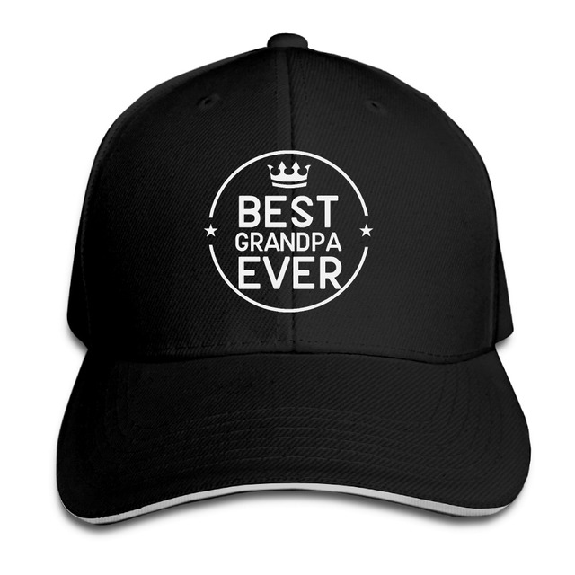 Baseball Cap Tumblr Best Grandpa Ever Trucker Hats Snapback Unisex Bone  Masculino Feminino Caps Tumblr Emoji Hat Cap 4ab52886b48f