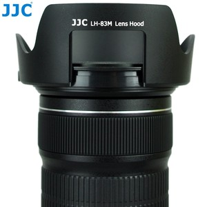Image 2 - JJC Camera Lens Hood Flower Shade With CPL ND Filter Shadow for Canon EF 24 105mm f/3.5 5.6 IS STM Lens Replaces Canon EW 83M