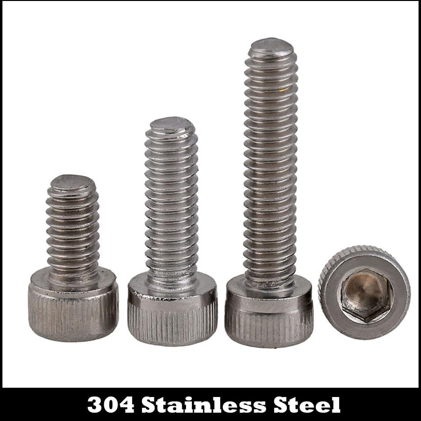 "Qty 100 3//8-16 x 1-1//2/"" Flat Head Socket Cap Screw 18-8 Stainless Steel 304"