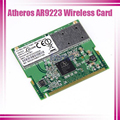 300Mpbs laptop wireless card Atheros AR9223 Mini PCI Wireless Card ABGN 801.11N WIFI 802.11a/b/g/n WIFI Express Network Card