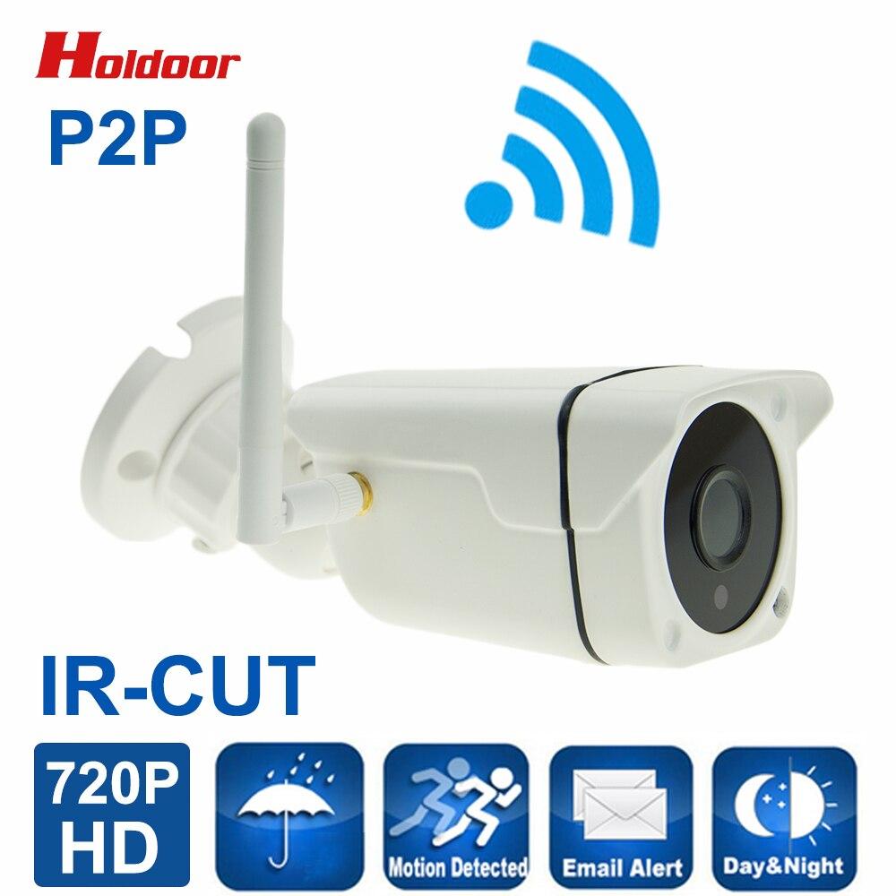 ФОТО 720p ip camera HD wifi outdoor wateproof cctv security system surveillance mini wireless cam infrared P2P weatherproof mini home