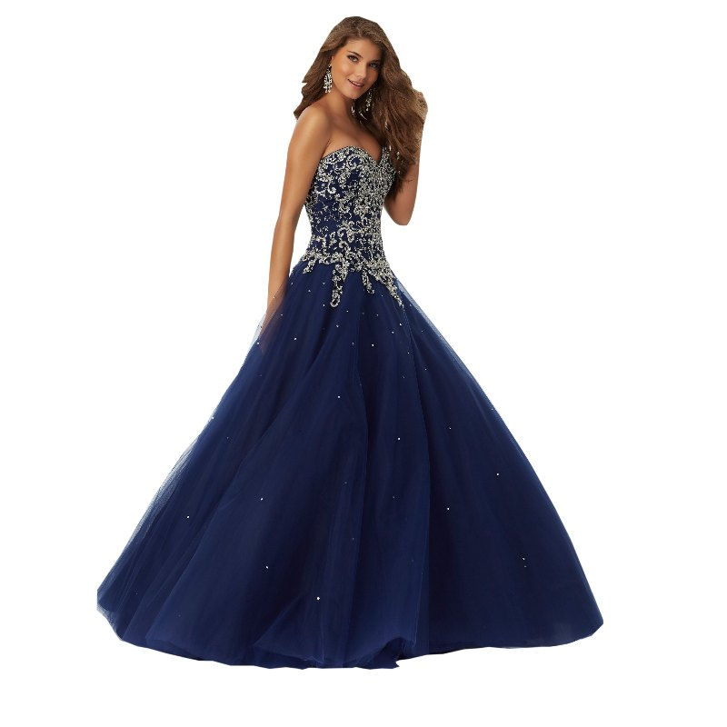 Compare Prices on Navy Blue Ball Gown- Online Shopping/Buy Low ...