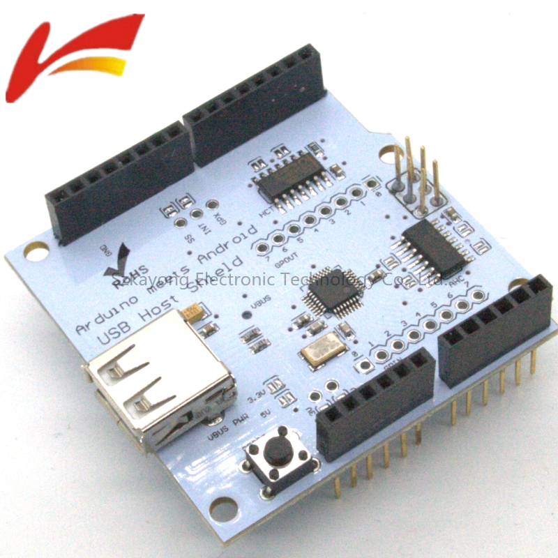 USB Host Shield V2.0 for Arduino UNO MEGA ADK Compatible for Android Google ADK