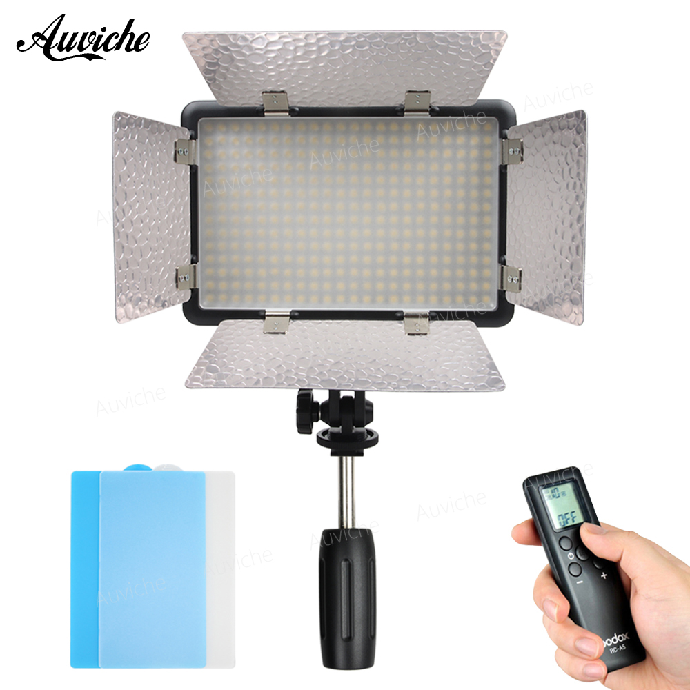 все цены на Godox LED308II-Y 3300K LED Video LED light for DSLR Camera Camcorder Fill Light for Wedding News Interview Macro photography