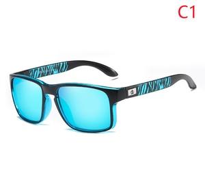 Image 5 - VIAHDA Gepolariseerde Zonnebril Voor Mannen Rijden Fashion Merk Desinger Zonnebril Voor Mannen Vrouwen Vierkante Spiegel