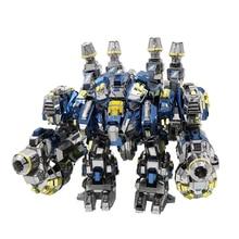 MU 3d металлические головоломки Бог войны возвращается Совместное подвижный DIY 3D лазерная резка собрать головоломки Игрушечные лошадки Украшения Рабочего Стола Подарок для аудита