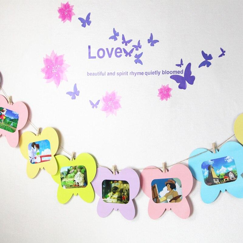 Baby Souvenirs Photo Frame Handprint Baby Photo (4)