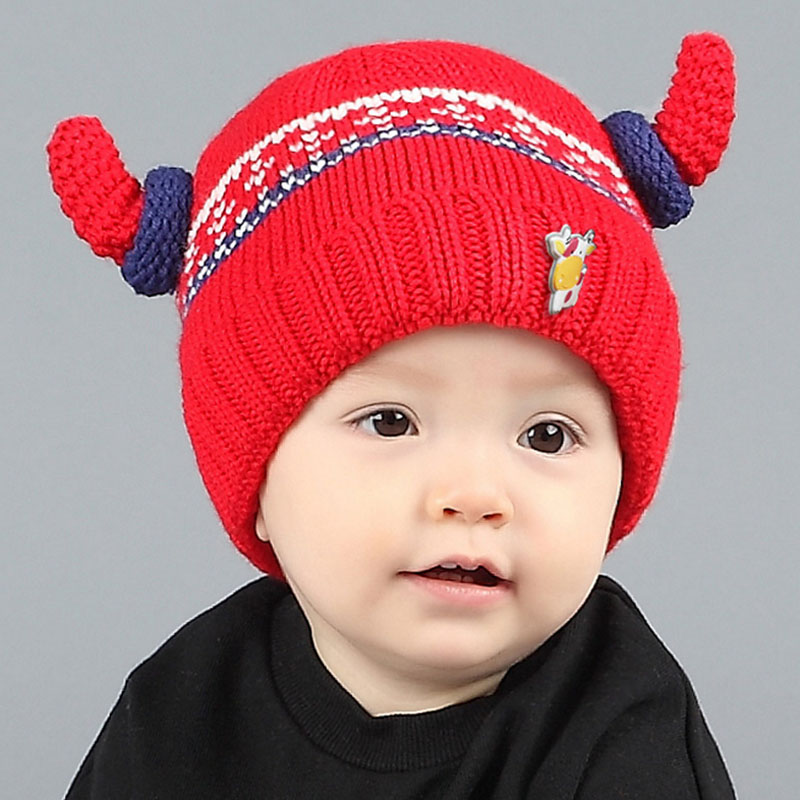 2bdc2345e70 Fashion Winter Autumn Knitted Newborn unique Crochet Baby Hat Girls Boys  Wool Cap Children Infant Toddlers Sweater Knit mz1