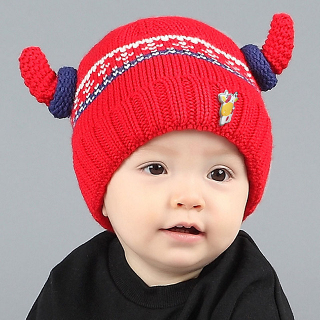 Fashion Winter Autumn Knitted Newborn unique Crochet Baby Hat Girls Boys  Wool Cap Children Infant Toddlers Sweater Knit mz1 4bfff2e132f