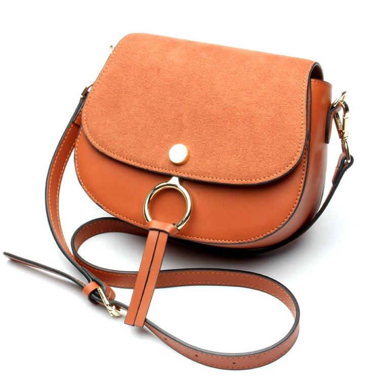 100% Genuine Leather Lady Bags Famous Brand Original Quality 2016 Brand Hot Sale New Fashion Handbags Women Bags