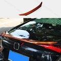 Оранжевый подходит для Honda Civic 16-2017 задний Грузовик Дверь спойлер крыло матовая крышка отделка