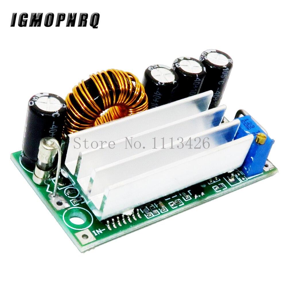 Automatische Schritt Up Down DC Netzteil AT30 Konverter Buck Boost Modul Ersetzen XL6009 4-30 V Zu 0,5 -30 V