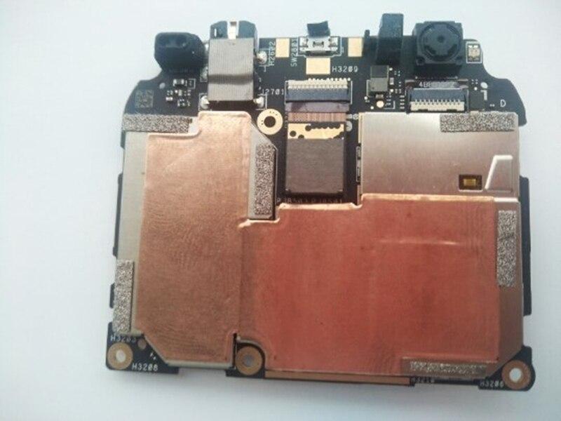 Motherboard Fit For ASUS ZenFone 2 ZE551ML Mainboard RAM 4GB+16GB Z3560 Logic Board