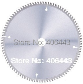 12 TCT Circular Saw Blades for General Cutting Aluminum 300mm*120T ATB Tips