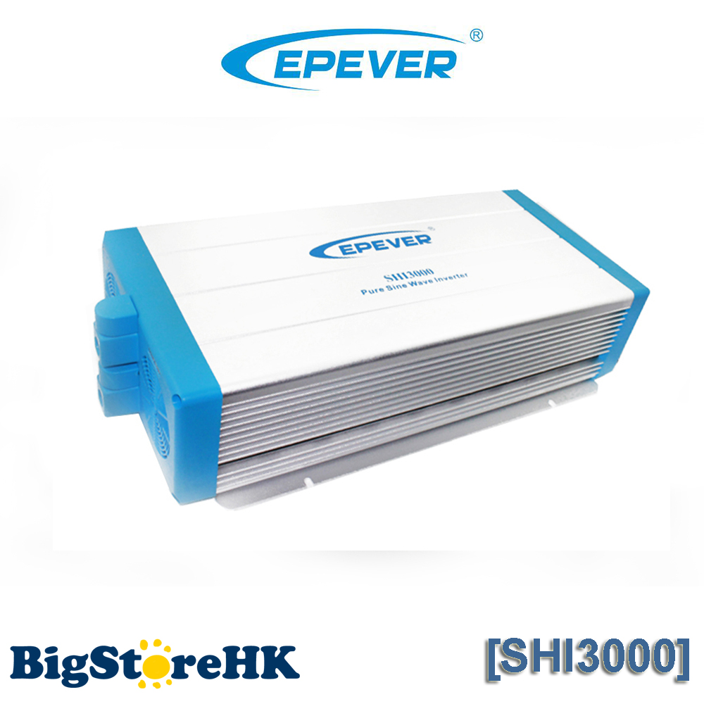 3000W 24VDC to 220VAC High frequency EPEVER Pure Sine Wave Inverter SPWM Technology Switched Output Voltage