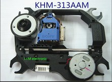 KHM-313AAM / KHM313AAM  KHS-313A  with Mechanism DVD  Optical Pick up Laser Lens / Laser Head купить недорого в Москве