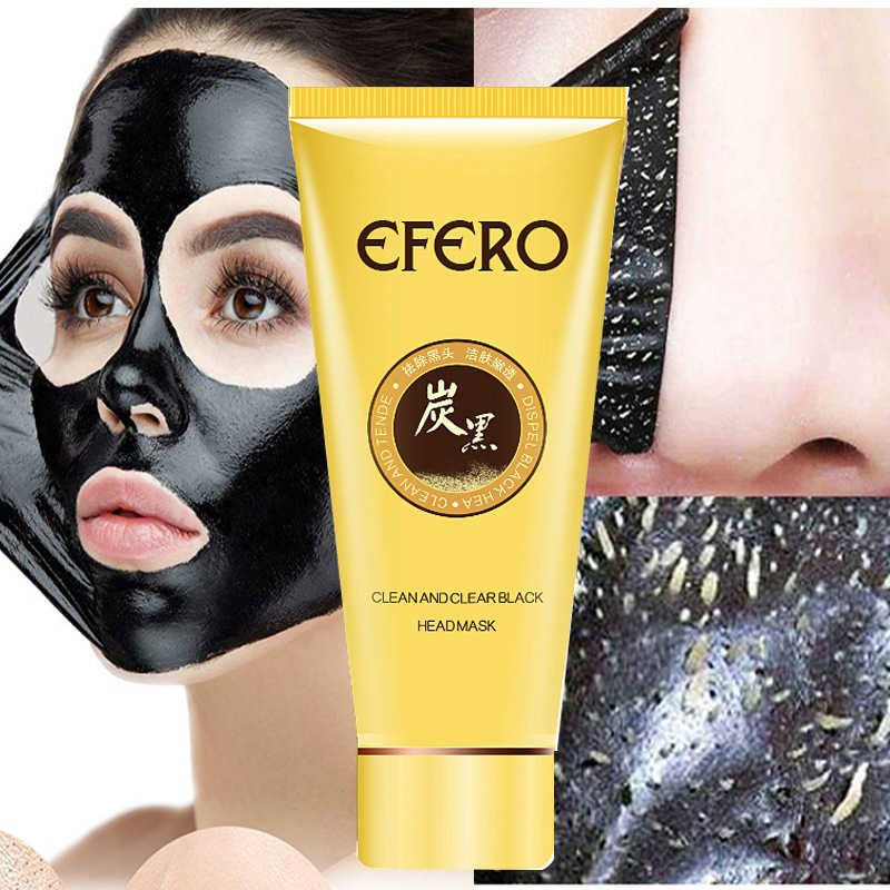 Dissolvant points noirs masque visage réparation du nez nettoyage en profondeur soin de la peau masque visage tête noire masque nez pores nettoyage en profondeur purifiant