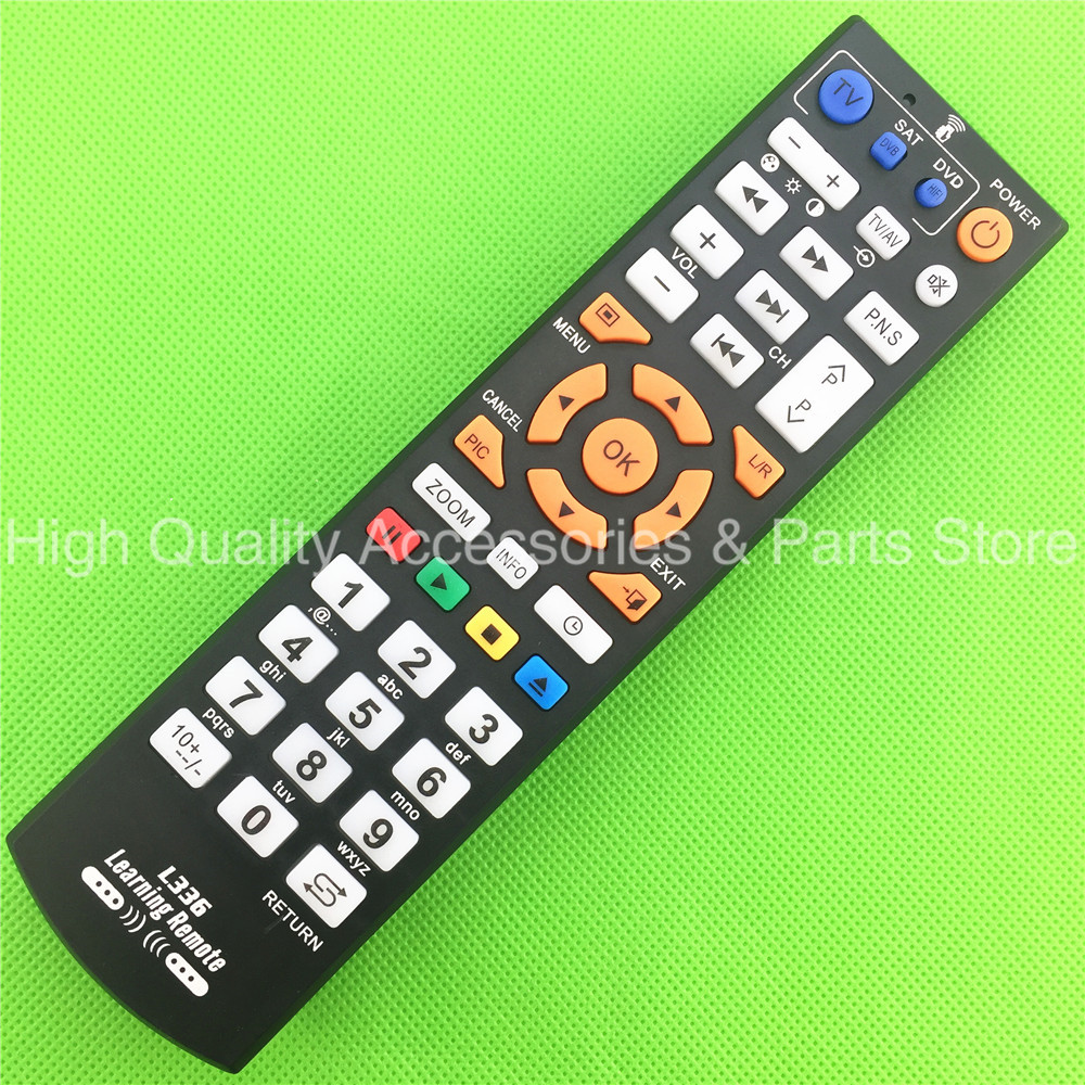 Universal Smart Remote Control Controller With Learning Function For PHILIPS SAMSUNG LG SONY PANASONIC SHARP TCL HISENSE TV