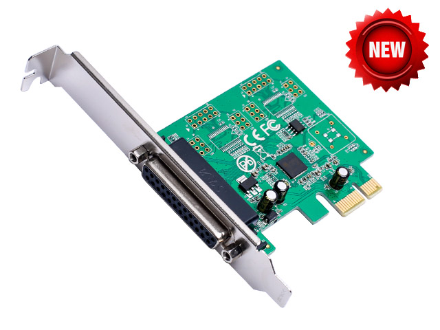 PCIE Printer DB25 Parallel Port LPT to PCI-E PCI Express Card Adapter Converter AX99100 Chipset Win8 Win10 Android IEEE 1284 tms320f28335 tms320f28335ptpq lqfp 176