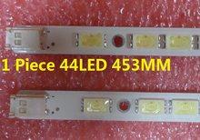 Origianl tira CONDUZIDA STS400A19-63LED-REV.3-100511 D3410 para KLV-40EX600 LJ64-02776A 1 Peça 44LED 453 MM