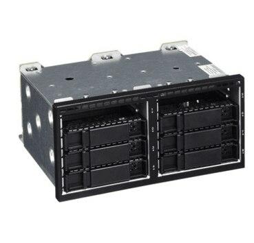 662883-B21 DL380/DL385 Gen8 8 Small Form Factor Hard Drive Backplane Cage Kit