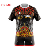 Wholesale Sublimation Cheap Rugby League Jersey
