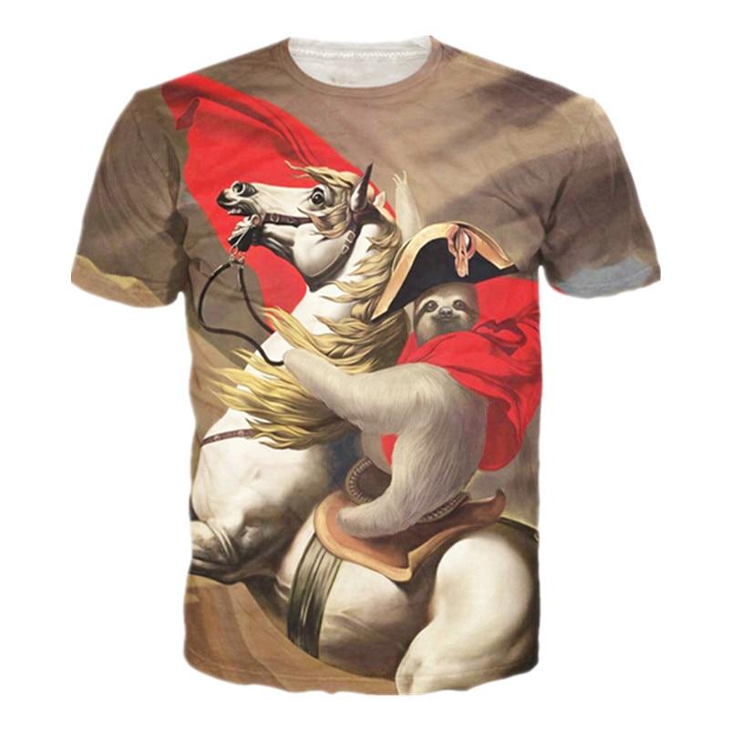 3d t shirt funny