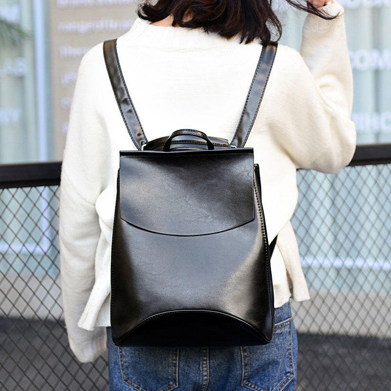 New Fashion Women Backpack Youth Vintage Leather Backpacks for Teenage Girls New Female School Bag Bagpack New Fashion Women Backpack Youth Vintage Leather Backpacks for Teenage Girls New Female School Bag Bagpack mochila sac a dos