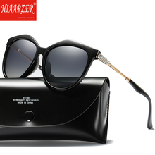 Womens Luxury Diamond Polarized Sunglasses Brand Ladies Female High Quality Elegant Sun Glasses gafas de sol mujer With Package