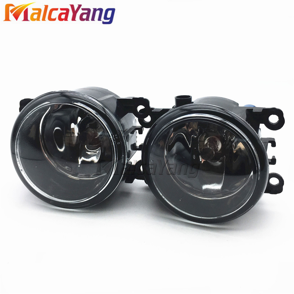 Fast Delivery! For Renault SCENIC 2 2003-2015 Front Fog Lamps Fog Lights Halogen Car Styling 35500-63J02 8200074008 куплю тормозные колодки на renault scenic rx4