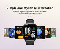 Women Bluetooth Smartwatch For Android IOS Samsung LG Fitness Tracker Blood Pressure Heart Rate Monitor Men Sport Smart Bracelet
