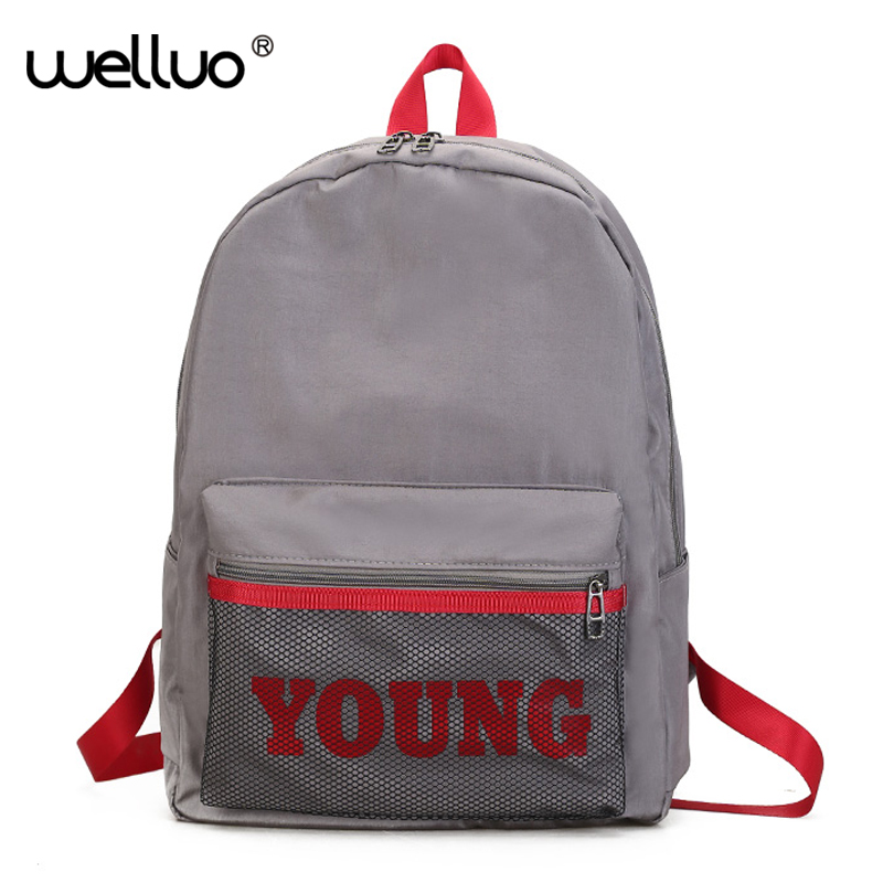 Oxford, Female, YOUNG, Rucksack, Preppy, Backpacks