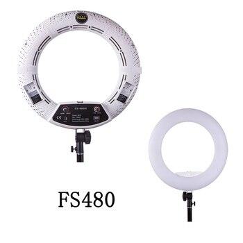 Genuine Yidoblo White FS-480II led lamp led light makeup light ring lamp