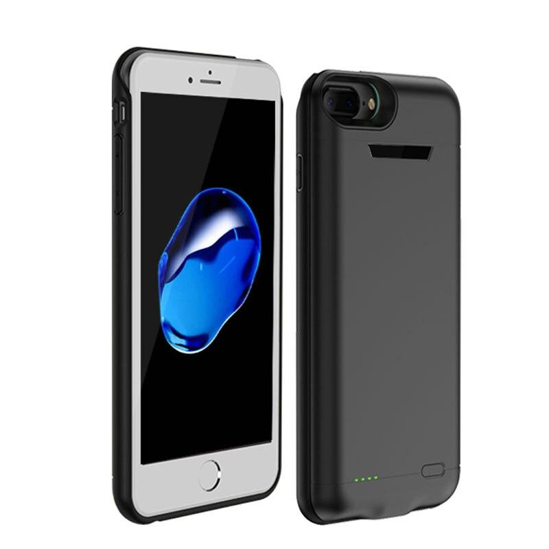 ALLOET Battery Case For iPhone 6 6s 7 5500mAH font b Powerbank b font Magnetic Power