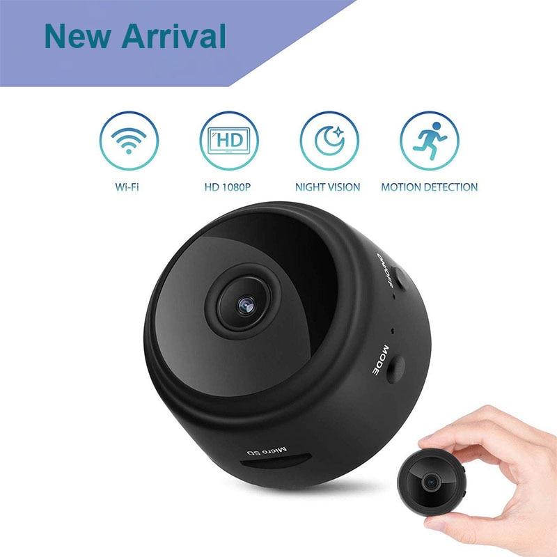A9 Mini Spy Hidden Camera Wireless Wifi IP Home Full HD 1080P DVR Night