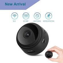 A9 Wifi IP Full HD 1080P Mini Camera Espion Night Vision Secret Camera Motion Detection Mini DVR Camera Support Hidden TF Card цены