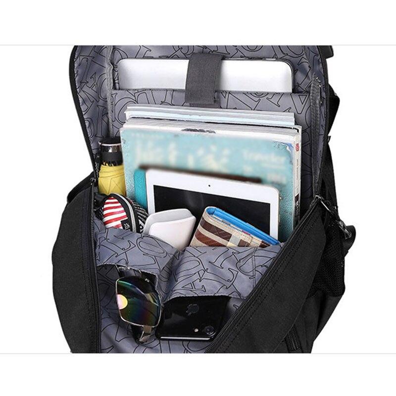 mochilas para meninos adolescentes sacolas Comprimento : 30cm (11.7inch)