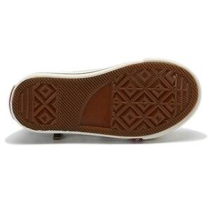 Image 5 - أحذية قماشية للأطفال 2020 أكثر مبيعاً أحذية رياضية للربيع قابلة للتنفس أحذية رياضية للأولاد أحذية أطفال أصلية للبنات جينز مسطح للطالبات من الدنيم