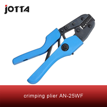 AN-25WF crimping tool plier 2 multi tools hands AN Ratchet Terminal Crimping Plier (European Style)  high quality